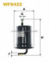 Фильтр топливный WF8422/PM912/4 (производство WIX-Filtron) (арт. WF8422), ABHZX
