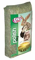 Lolo Pets polish hay Сено для грызунов (800 г)