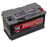 """Аккумулятор SADA 6СТ-100 (12В 100АЧ 850А ) АзЕ Profi HD, 0 """"+"""" справа, фото 5"""