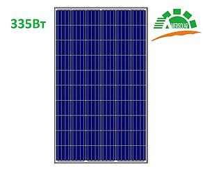 Солнечная батарея Amerisolar 335Вт поли, AS-6P-335 / 5BB