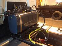 Комплект гидравлики Aber (Европа) на тягач Renault, аналог гидравлики Hyva