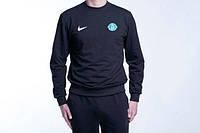 Мужской спортивный костюм Nike-Dnepr, Днепр, Найк, черный