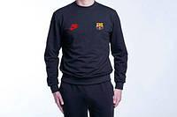 Мужской спортивный костюм Nike-Barselona, Барселона, Найк, черный