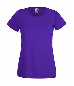 Женская футболка  ValueWeight XS, Фиолетовый