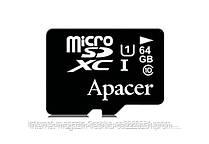 microSDXC (UHS-1) Apacer 64Gb class 10