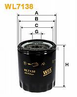 Фильтр масляный WL7138/OP578 (производство WIX-Filtron) (арт. WL7138), AAHZX