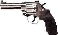 Револьвер флобера Alfa mod.441 4 мм никель пластик