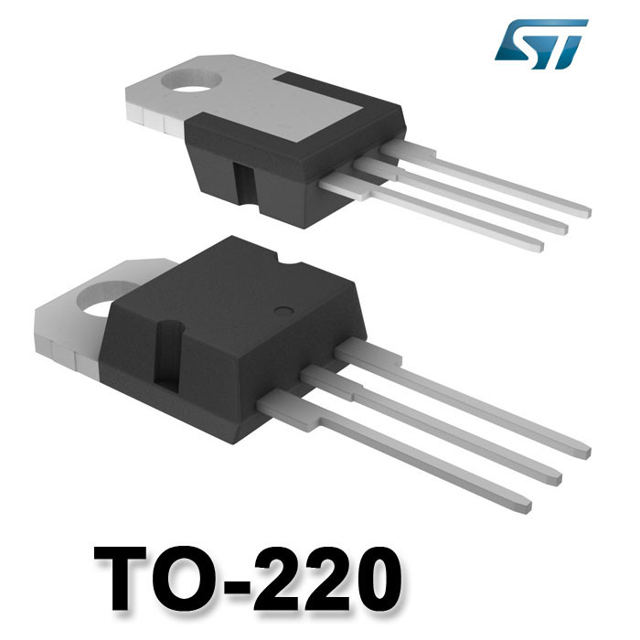 Транзистор полевой STP4NB100 N-CH 1000B 3.8A 4.4 Ом TO220