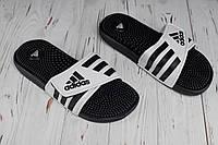 Шлепки мужские пляжные Adidas (реплика), фото 1