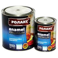 Ролакс Премиум Эмаль ПФ-115 2,8 кг белая