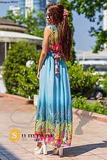 Платье в пол Купон, фото 3