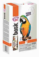 LoLo Pets basic for PARROTS Полнорационный корм для крупных попугаев
