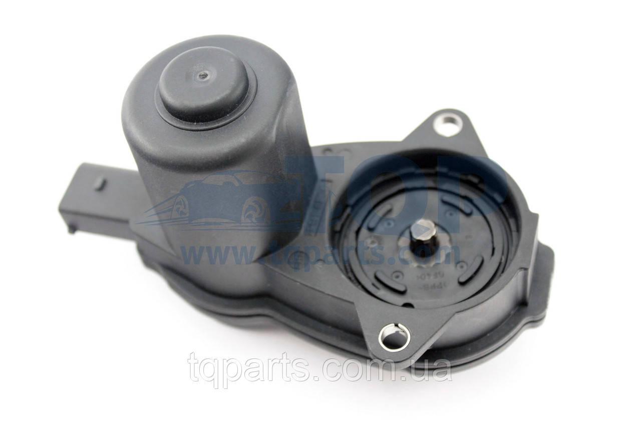 Мотор стояночного тормоза, Электромотор ручника 8K0998281B, Audi Q5 (09-12) (Ауди Q5)