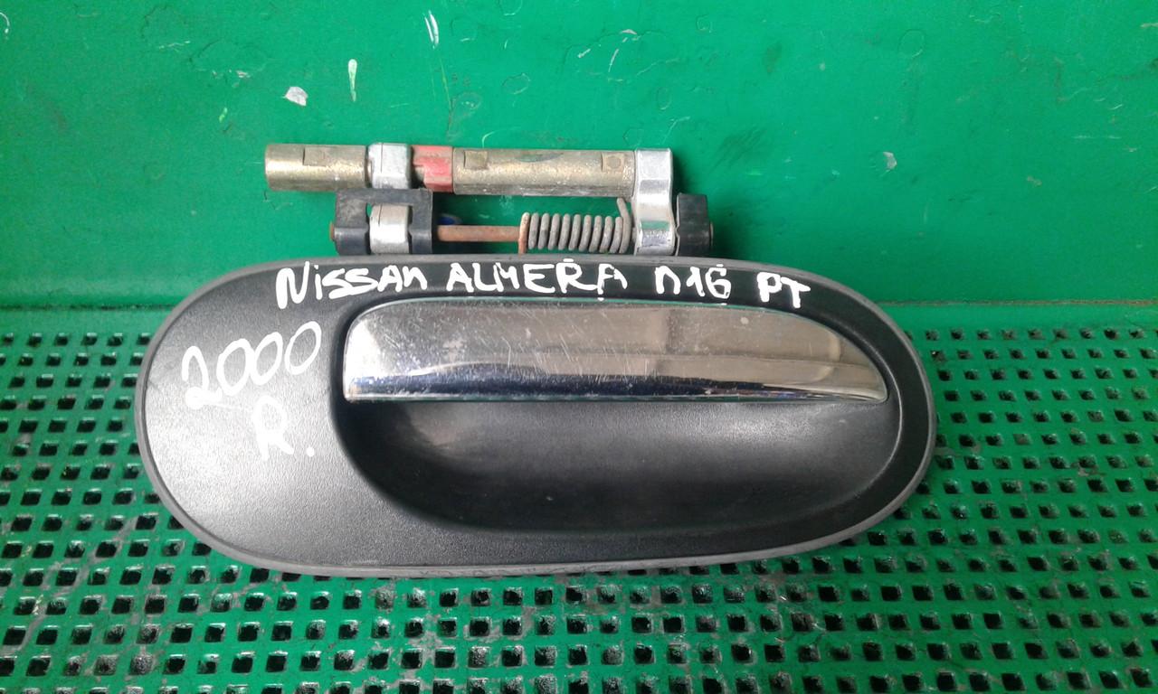 Ручка двери наружная для Nissan Almera