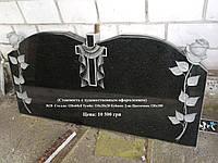 Памятник из гранита двойной