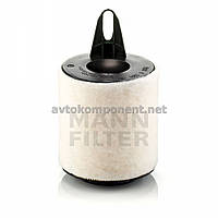 Фильтр воздушный (производство MANN) (арт. C1361), ACHZX