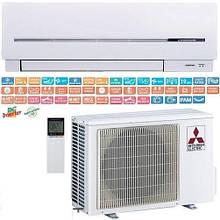 Кондиционер-  настенный Mitsubishi Electric Standart Inverter (-15°C) MSZ-SF15VA (MXZ)