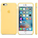 Чехлы Silicone Case (High Copy) для iPhone 6 plus / 6s plus