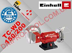 Станок точильный заточной (точило) Einhell TC-WD 150/200 (4417240)