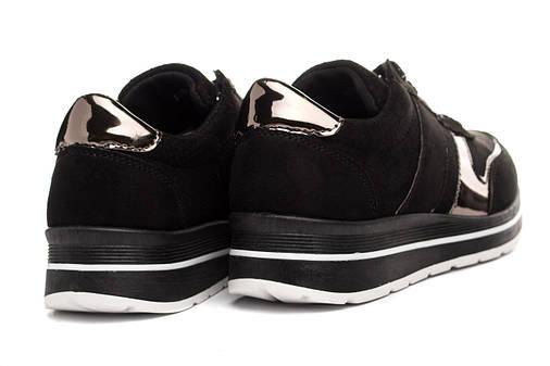 Жіночі кросівки NM 40 Black, фото 2