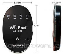WiFi роутер 4G модем ZTE WD670 для Киевстар, Vodafone, Lifecell С антенным разъемом