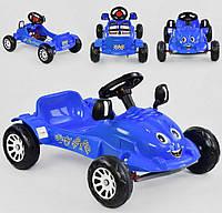 Детская машинка с педалями Herby 07-302