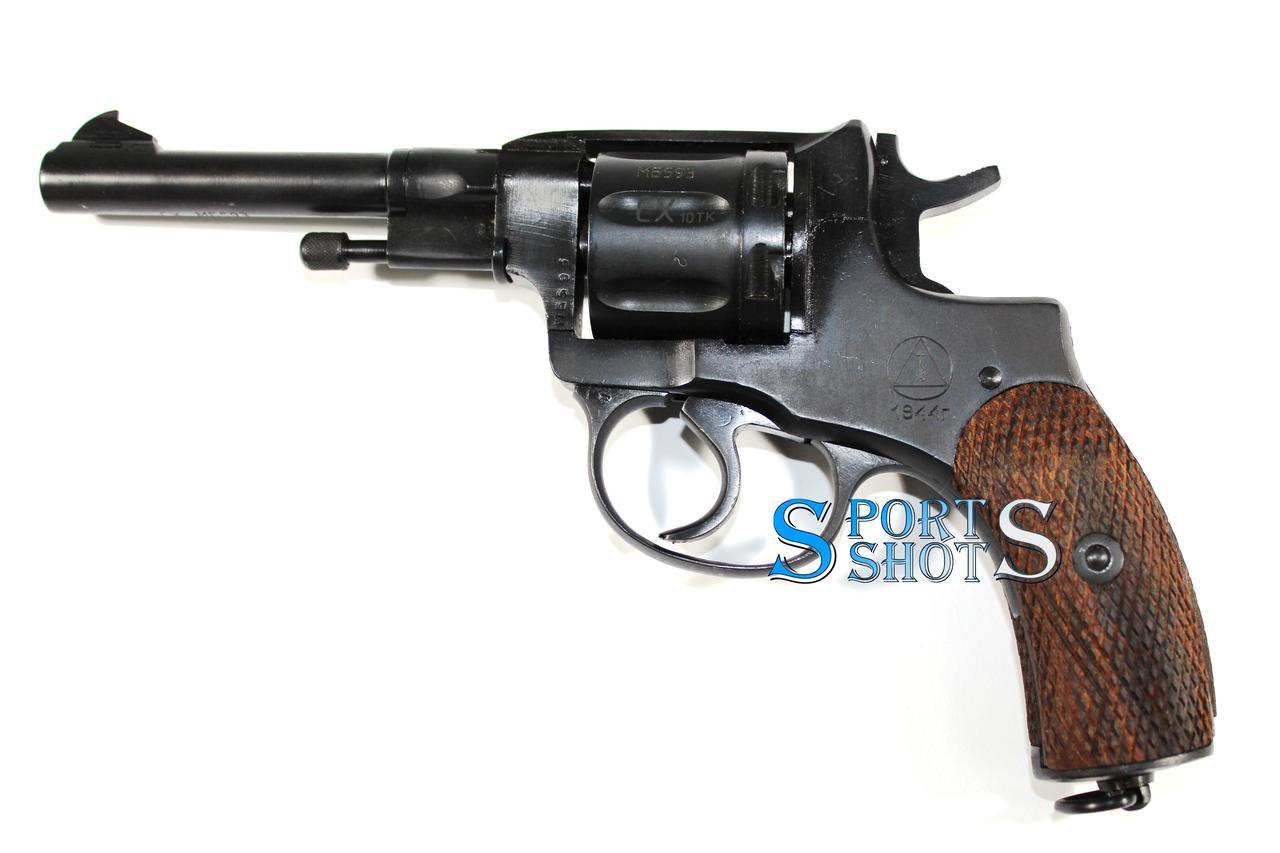 Охолощенный револьвер Наган ИЖ-172 (1944 г)