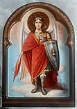 Икона писаная Архистратига Михаила №1, фото 2