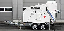 Мобильная вакуумная установка VacTrailer S-4