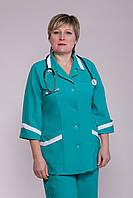 Медицинский костюм 1206 (габардин)