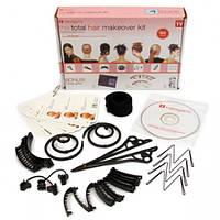 Оригинальный набор заколок 100 причесок, Аксессуары для волос, Оригінальний набір шпильок 100 зачісок
