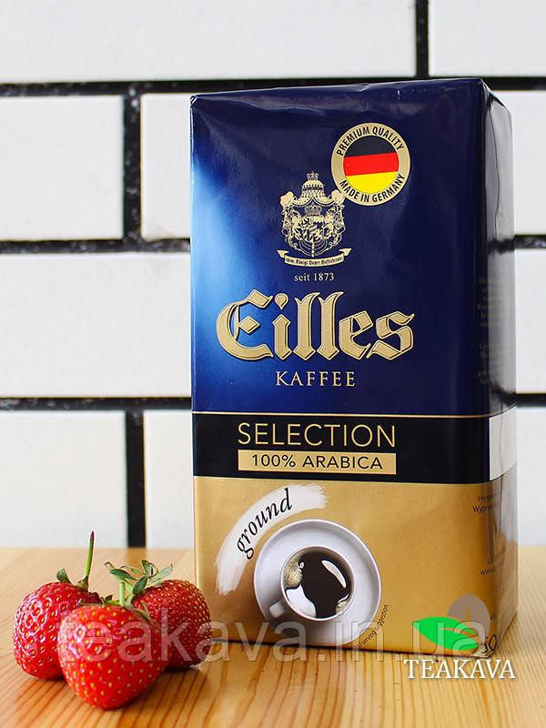 Кофе молотый Eilles Kaffee Selection Ground, 500 грамм (100% арабика)