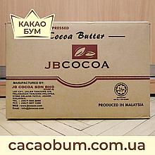 Какао масло JB Cocoa, Малайзія, недезодороване натуральне 15 кг