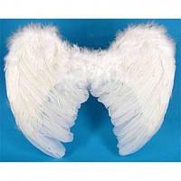 Крылья Ангела Большие (белые) 40х60, Крила Ангела Великі (білі) 40х60, Маскарадные крылья