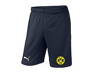 Мужские футбольные шорты Боруссии, Borussia, темно-синие