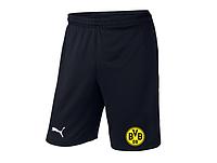 Мужские футбольные шорты Боруссии, Borussia, черные