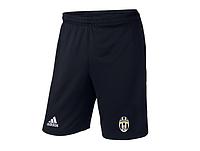 Мужские футбольные шорты Ювентус, Juventus, черные
