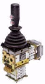 Многоосевой командоконтроллер (джойстик) VV6 W. GESSMANN, фото 1