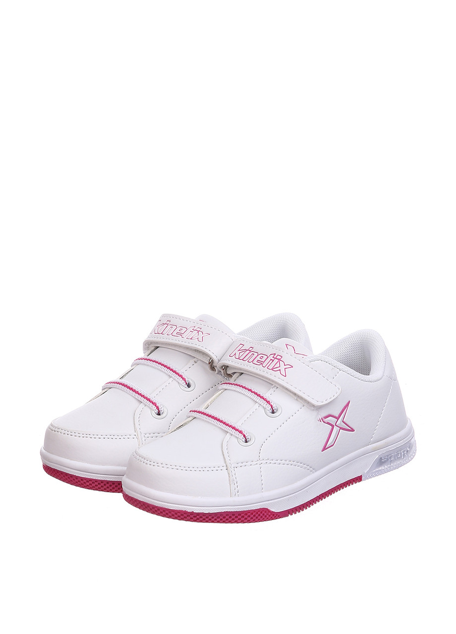 Кроссовки Kinetix HERBERT серо-розовый