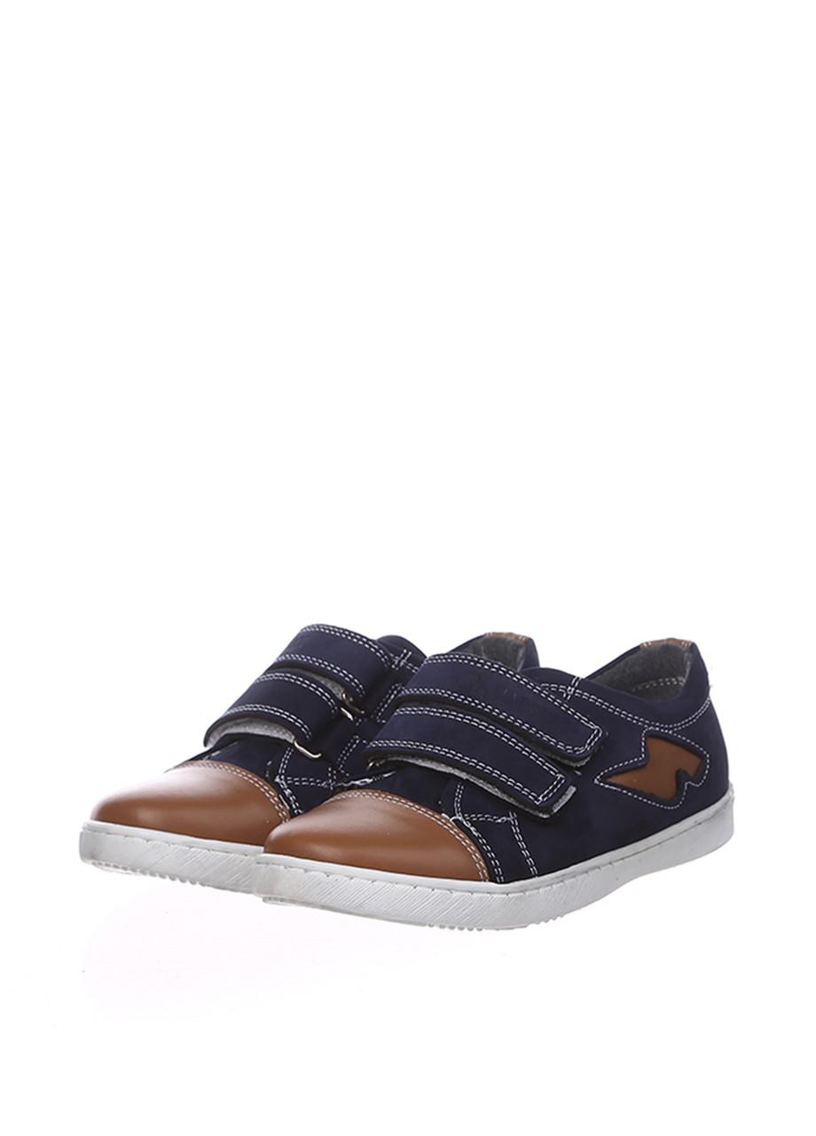 Туфли Lumberjack ZYN-03 джинсово-коричневый