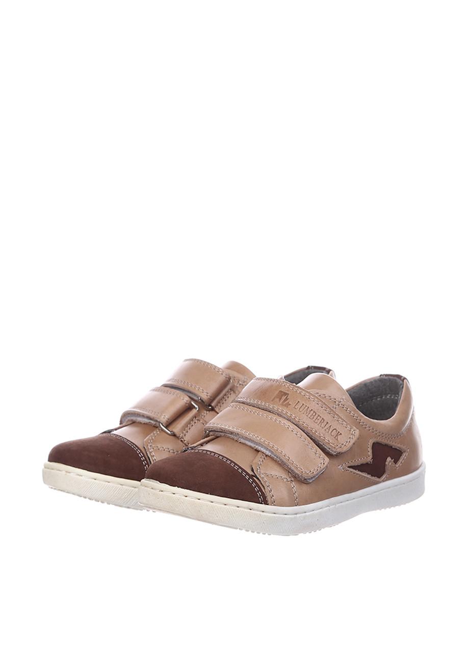 Туфли Lumberjack ZYN-03 песочно-коричневый