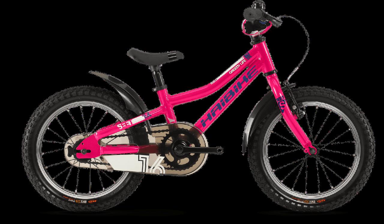 """Велосипед SEET Greedy 16"""" HAIBIKE (Германия) 2019"""