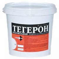 Мастика ТЕГЕРОН 2,5 кг кровельная, гидроизоляционная