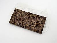 Пластиковая форма для шоколада Плитка Сломанный кристалл