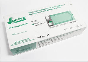 Стерилизационные пакеты Sovega 60х110