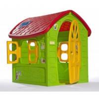 Домик для детей Play House Dorex 5075 (розовый и зеленый)