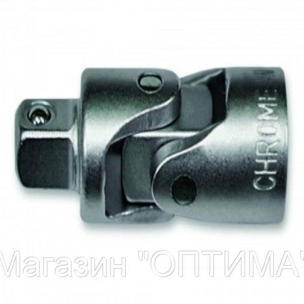 Переходник карданный 3/8 Cr-V Konner