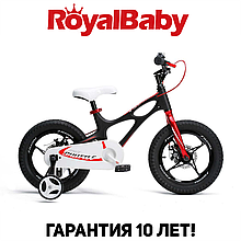 """Велосипед RoyalBaby SPACE SHUTTLE 16"""", OFFICIAL UA, черный"""