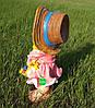 Садовая фигура Гном Скромница, фото 6