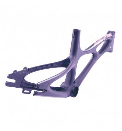 """Велосипед детский RoyalBaby SPACE SHUTTLE 14"""", OFFICIAL UA, фиолетовый, фото 2"""